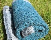 Small dog mat. Crochet do...