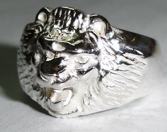 Ring, LEON, sterling silver 925MM