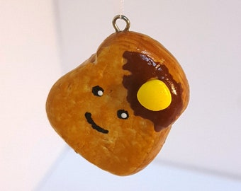 Happy French Toast Charm