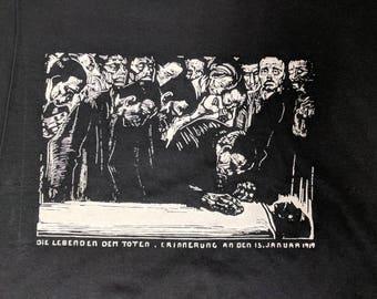 In Memoriam Karl Liebknecht sweatshirt or hoodie