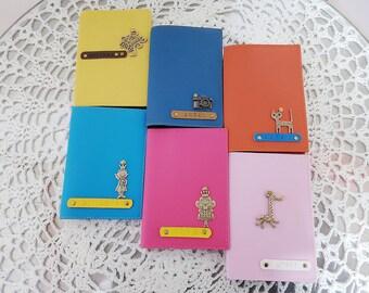 Free name passport holder cover, handmade, Personalized passport cover, Passport case