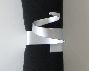 Scroll Napkin Holder