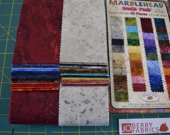 Marblehead Strips by Ro Gregg for Paintbrush Studio.  Quilt or Craft Fabric, JoBerry Fabrics.