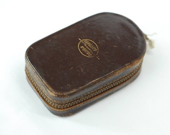 Vintage Weston Master IV Light Meter with leather case