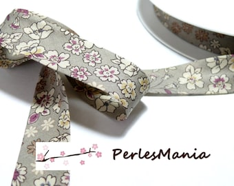 50 cm of bias tape liberty 20mm romantic 4800 collection 2, DIY