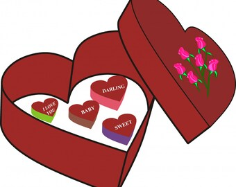 Valentine's Day Mystery Box