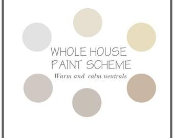 Professional Paint Color Selection