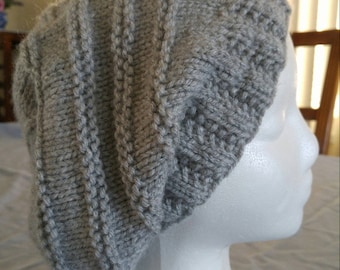 PDF Download Pattern for the Sunday Slouchy Hat