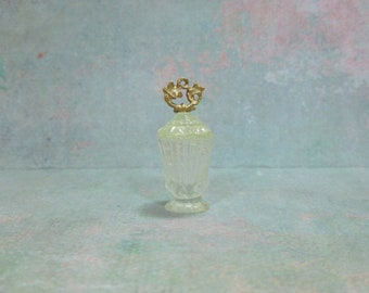 Dollhouse Miniature Elegant Lidded Vase