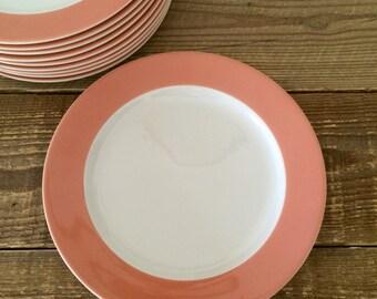 Vintage Homer Laughlin Dinner Plates