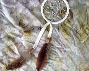 Car Dream Catcher | Turquoise