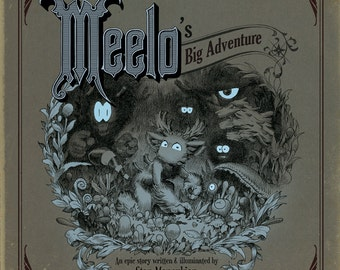 "Meelo - BOOK / ""Drawing Edition"""
