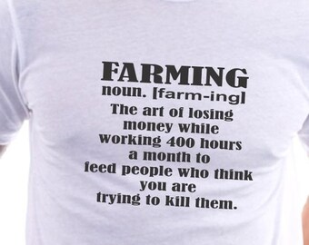 Farming Shirt