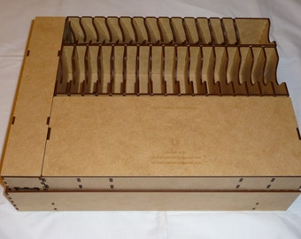 Eldritch Horror Case Style Organizer - Case not included