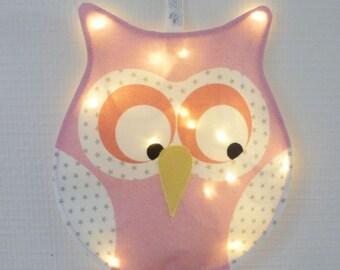 Little night owl light grenadine
