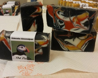 Icelandic Soap - The Puffin -Vegan Handmade Soap - Icelandic Soap