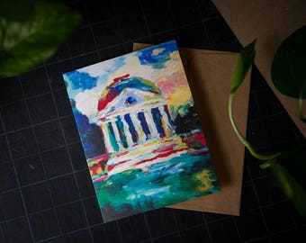 Rotunda Card