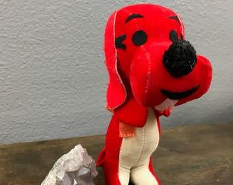 Stuffed Clifford