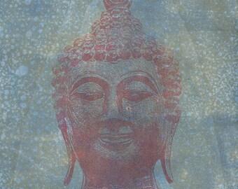 Buddha Zen Art Zen Home Décor Buddha Art Prints Zen Lifestyle Zen Buddha Home Décor Buddha Wall Art Meditation Art Yoga Chakra Thai Buddha