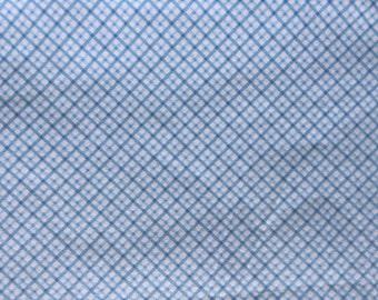 Blue Flannel HALF YARD