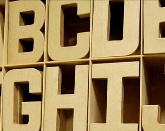 Block Letters Large