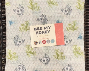Bee My Honey Layer Cake Mary Jane moda fabrics OOP HTF