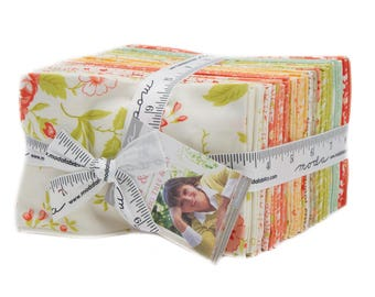 Ella and Ollie (20300F8) by Fig Tree and Co. - Fat Eighth Bundle