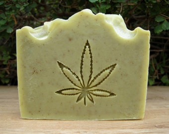 Organic Hemp Soap, psoriasis soap, eczema soap, moisturizing soap, spa soap, organic soap, healing soap, essential oil soap, gentle soap