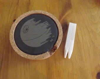 Star Wars Coasters Set of 4