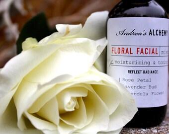 Floral Facial Toner
