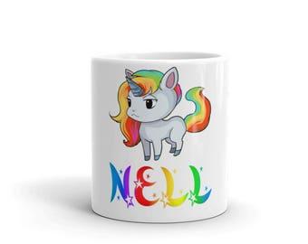 Nell Unicorn Mug