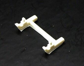 1:25 scale model resin toy police car push bar