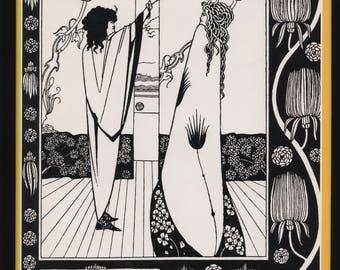 Aubrey Beardsley, Stephen Calloway, vintage art book
