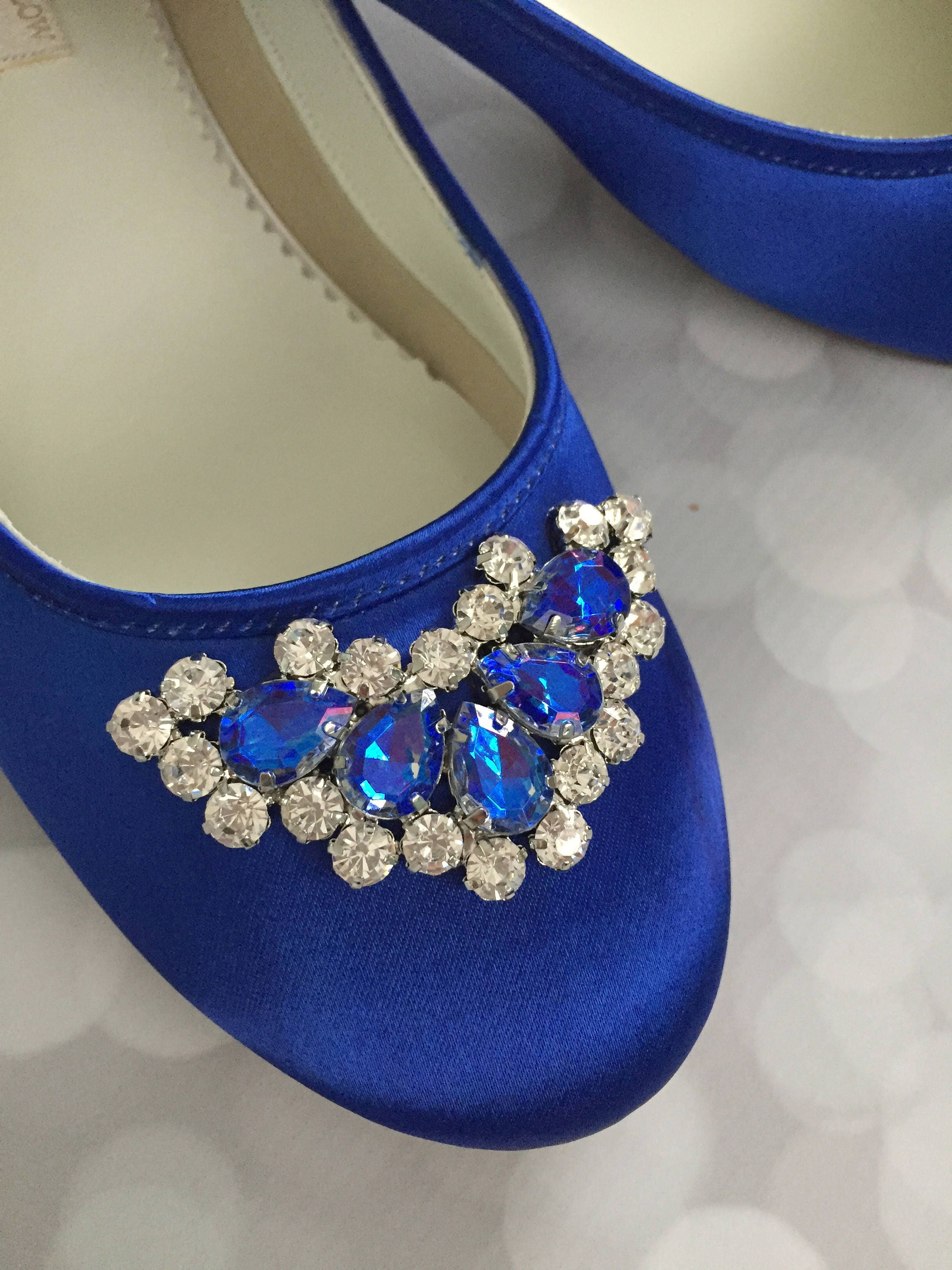 Flat Wedding Shoes Shoes Wedding Shoes Blue Wedding