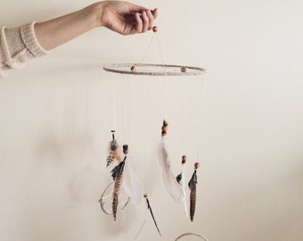 Dreamcatcher Baby Mobile
