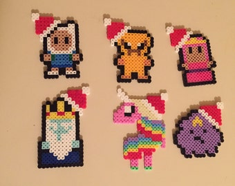 Adventure time ornaments!!