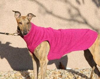 Windhund-Kleidung, Kleidung der Whippet, Windhund Pullover, Windhund Mantel, Windhund - Galgo Kleidung