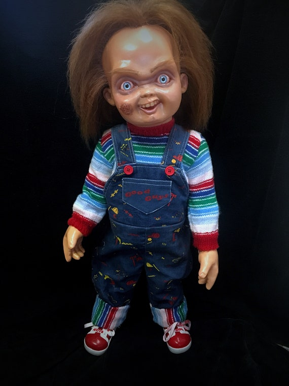 Childs Play Part One Chucky Doll