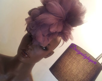 Haute Couture Headpiece