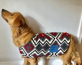Fleece Blanket Coat