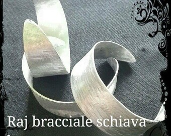 Aluminum slave Bracelet