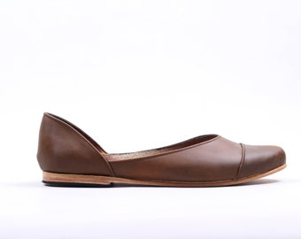 Ankle Loafer (Maple)