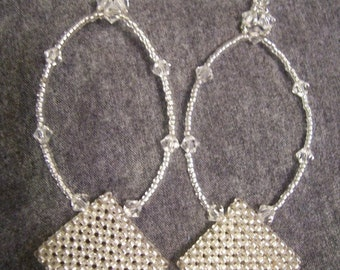 Diva-Squared Earrings