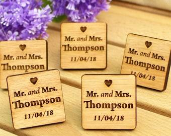 Wedding favour tag wood wedding favor wedding tag custom tag wood favor table decor wedding decor wedding table decor wood wedding favor tag
