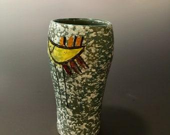 60s Italian Bird Vase
