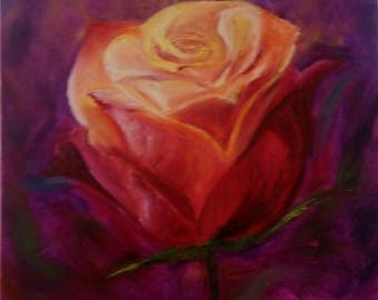 """Oil painting """"the passion"""""""