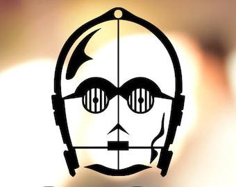 Star Wars C3PO - Vinyl Decal