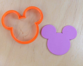 Boy Mouse Cookie Cutter