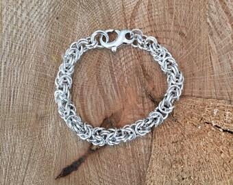 Byzantine style bracelet