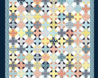 2 for PRICE of 1 - Hot Cross Buns and Candy Box patterns ~ Lella Boutique ~ Paper Quilt Pattern